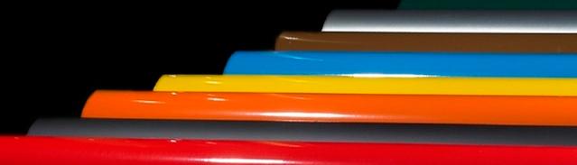 ALFA FOIL – серия фолиевых красок по невпитывающим поверхностям